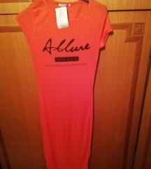 Tanka duža haljina