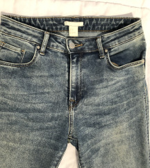Jeans hlače / traperice