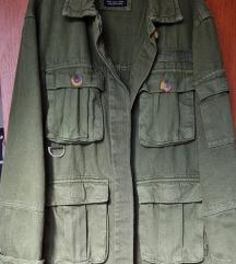 Bershka traper jakna
