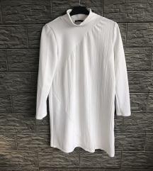 Zara bijela haljina/tunika %%%%