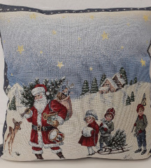 Božićna jastučnica