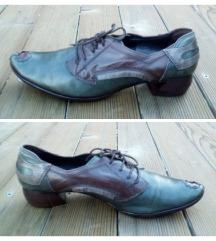 Neobične cipele od prave kože