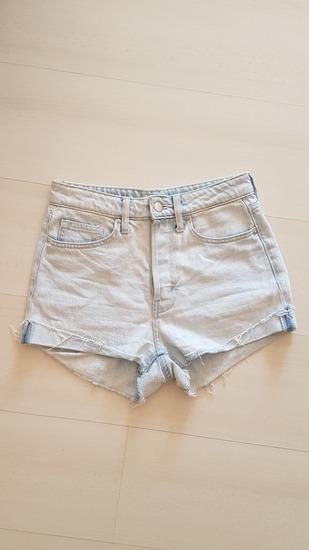 H&M hlačice visoki struk
