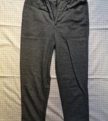 Sive hlače Bershka