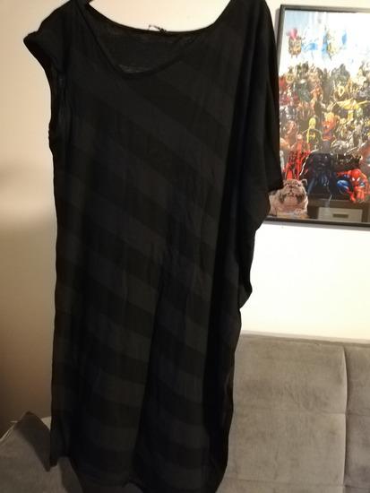 Sisley asimetrična haljina