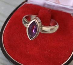 925 srebro prsten vintage