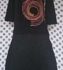 Majica, suknja