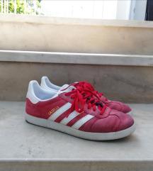 Adidas crvene gazelle (uključena poštarina)
