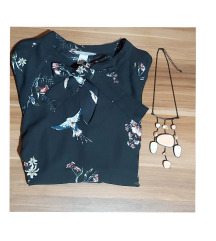 H&M haljina + ogrlica (pt gratis)