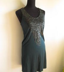 (% sniženo) ESPRIT zelena haljina