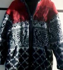 Vunena zimska jakna
