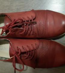 CCC - crvene cipele - prava koža