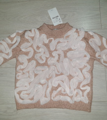 Zara like sweater