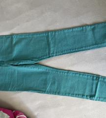 Animal zelene hlače