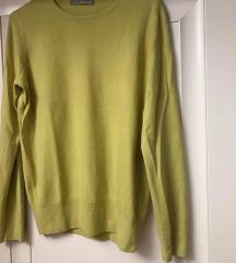 Marks & Spencer limun pulover