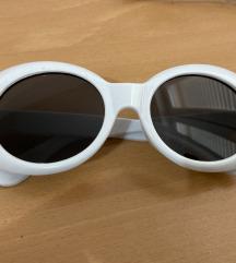 Unisex Fashion, funny bijele naočale
