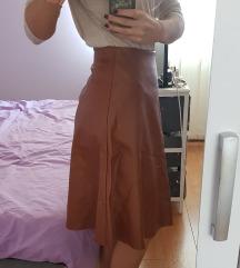 Kozna suknja REZ