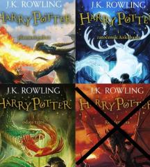 TRAZIM knjige Harry Potter