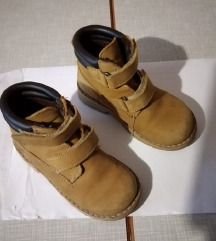 Cipele gleznjace tople kozne 25