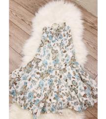 Ljetna cvjetna haljina