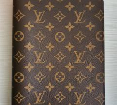 Louis Vuitton original Desk Agenda Cover