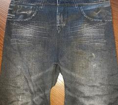 Nove tajice kao jeans s-m