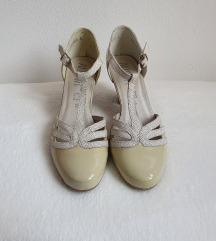 Alpina kožne cipele salonke