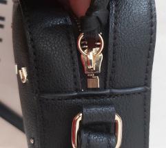 👍👍👍Liu Jo crna torbica-ukljucena pt-SNIZENO