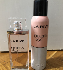 La Rive parfem + deodorant
