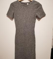 Siva haljina H&M