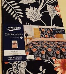 Nova, neraspakirana posteljina