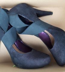 crne cipele na petu 40