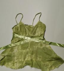Zeleni top