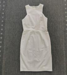 Bijela hm haljinica S