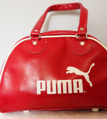 PUMA vintage crvena torba