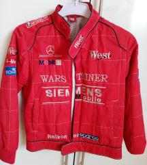 F1 Raikonen Mercedes-benz jakna