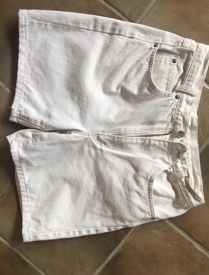Vintage Benetton kratke traper hlače
