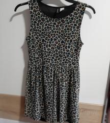 Tunika/haljina leopard print