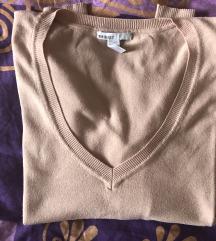 Mango plus size pulover