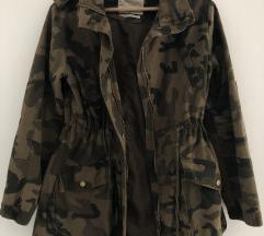 Camo jakna