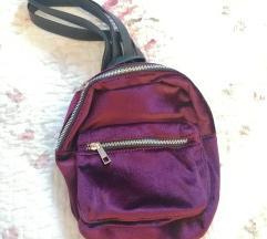 Ljubičasti stradivarius ruksak