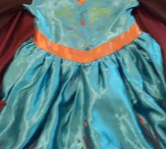 Haljine Frozen Elsa 104-110 Rezervirano