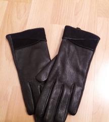 Kožne rukavice-nove