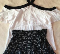 LOT- Zara bluza i suknja