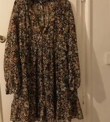 Zara leprsava haljinica