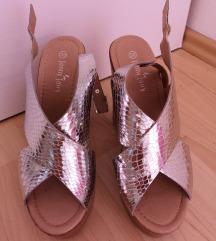 Ljetne sandale na petu👠