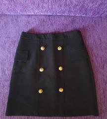 Classy crna suknja