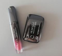 L. O. V make up ruž + rumenilo
