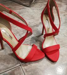 Sandale - visoka peta
