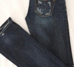 Guess dark jeans